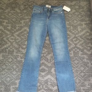 FREE PEOPLE - boot cut jeans